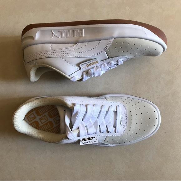 Puma Womens California Casual Sneakers